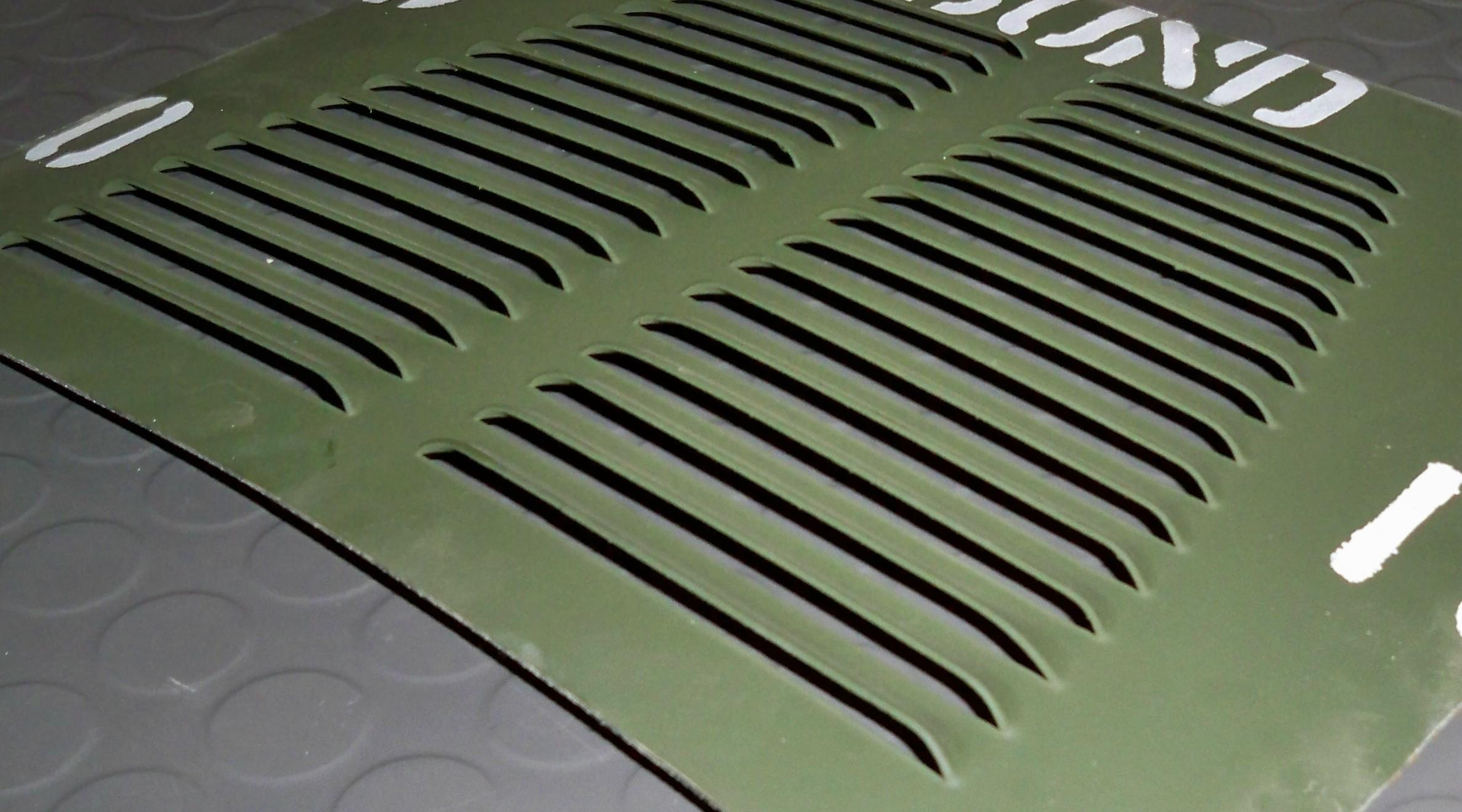 luftgitter luftschlitze f r vw k fer porsche 356 speedster. Black Bedroom Furniture Sets. Home Design Ideas