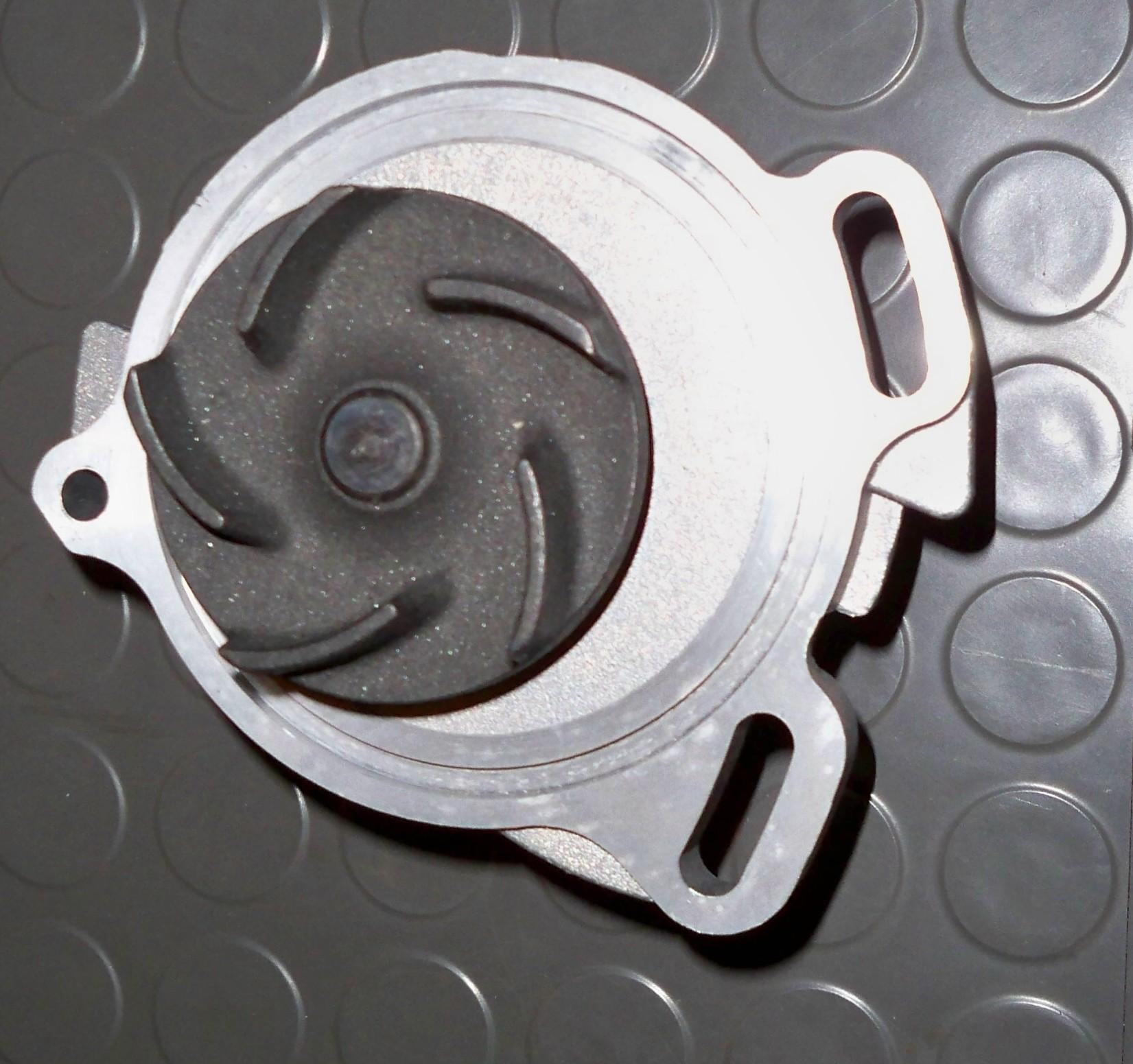 Details zu Audi 100 5 Zylinder Diesel ab 1990: Wasserpumpe Neu ...