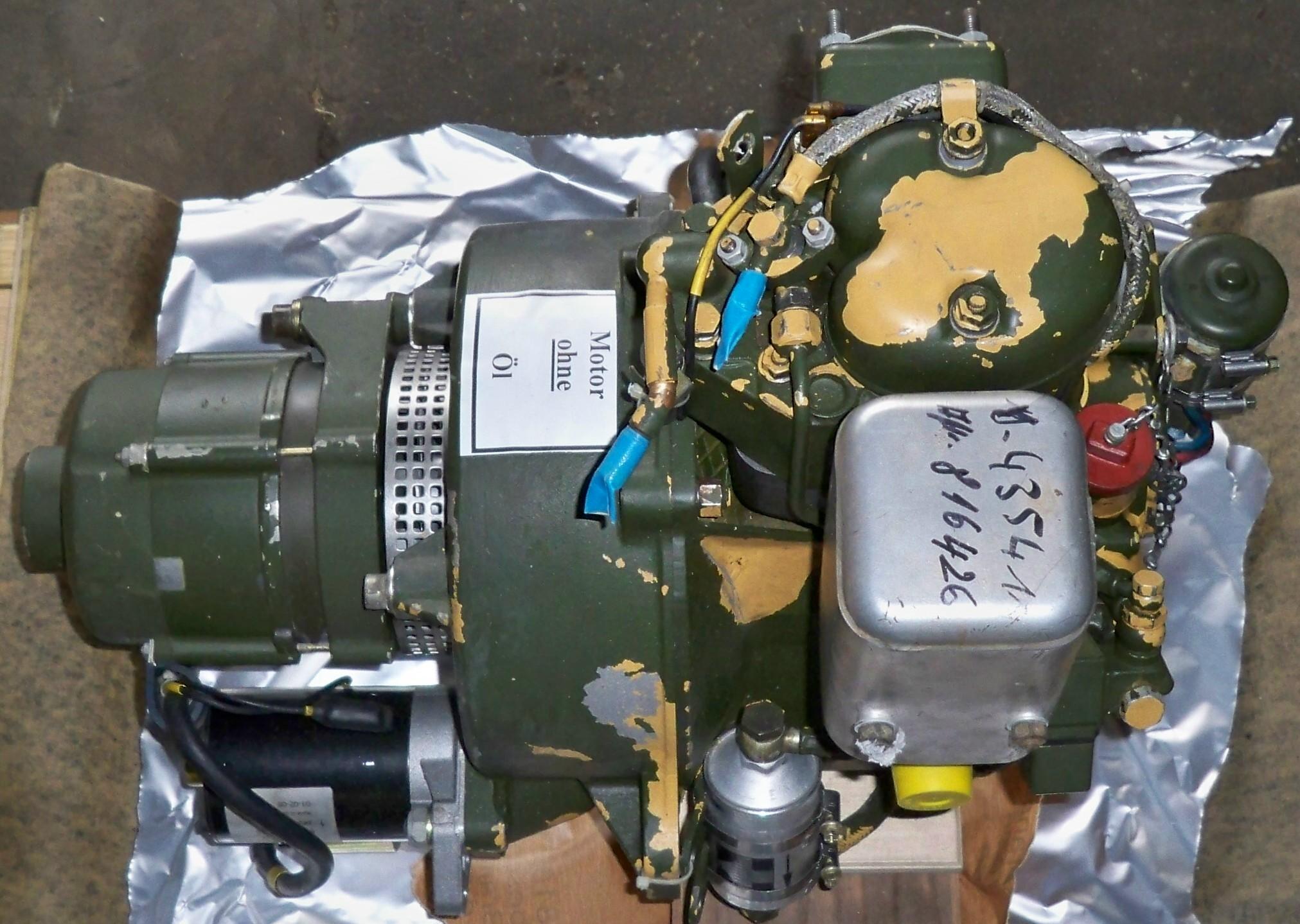 Diesel Generator 24 Volt Farymann 1500w Wassergek 252 Hlt Ebay